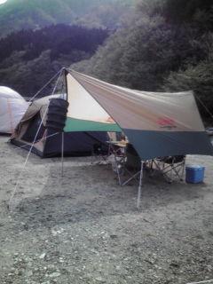 ファミリーキャンプちう♪